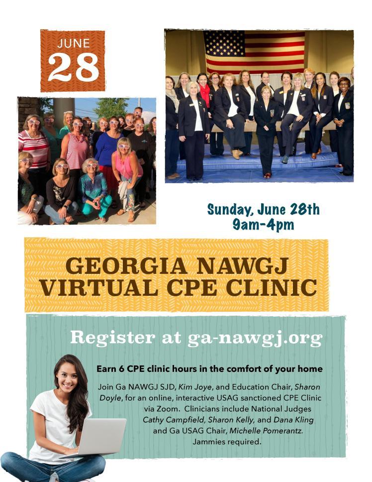 2020 Clinic flyer[37312]